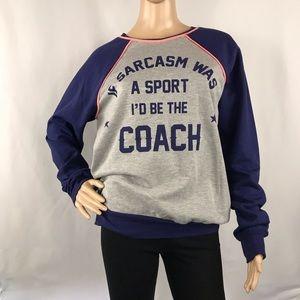 🆕 REBELLIOUS ONE Graphic Crewneck Sweatshirt